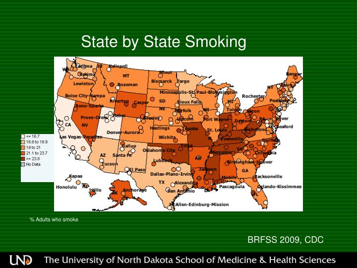State by State Smoking