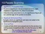 3 passes scanning1