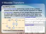 wavelet transform1