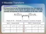 wavelet transform2