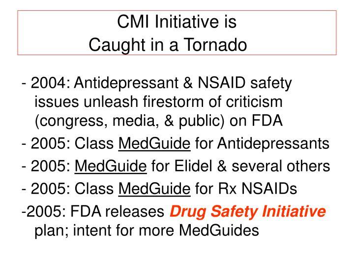 CMI Initiative is