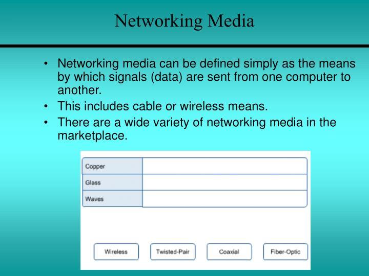 Networking Media