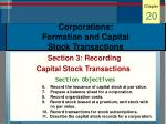 corporations formation and capital stock transactions2