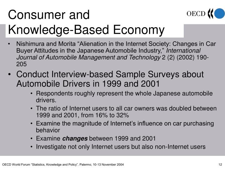 """Nishimura and Morita """"Alienation in the Internet Society: Changes in Car Buyer Attitudes in the Japanese Automobile Industry,"""""""