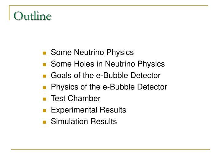 Some Neutrino Physics