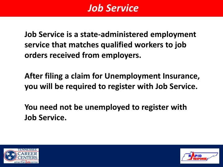 Job Service