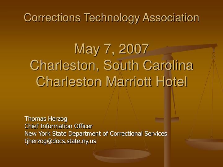 Corrections Technology Association