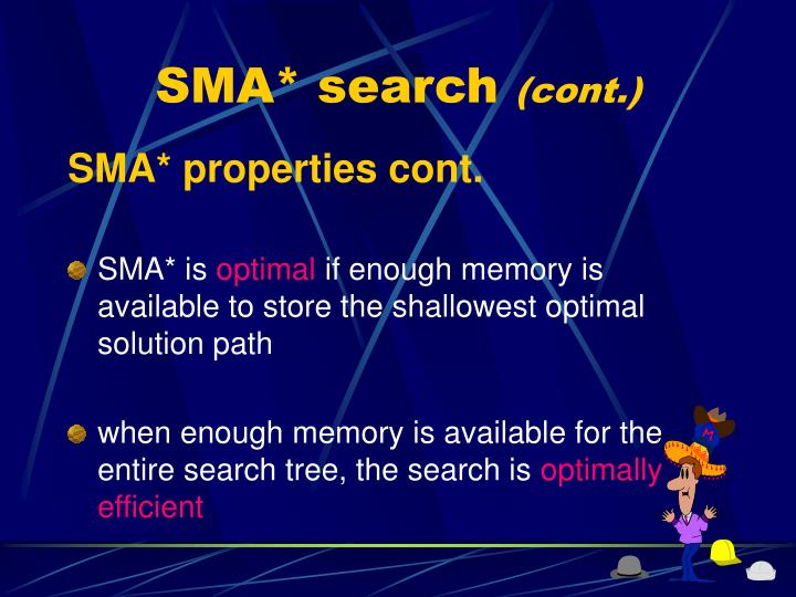 SMA* search