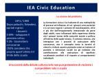 iea civic education
