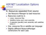 asp net localization options continued