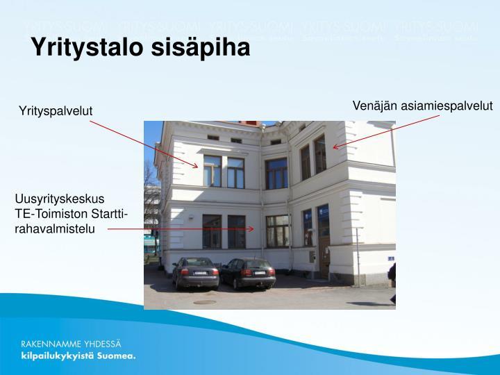 Yritystalo