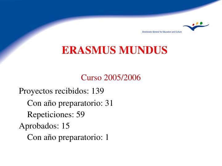 Curso 2005/2006