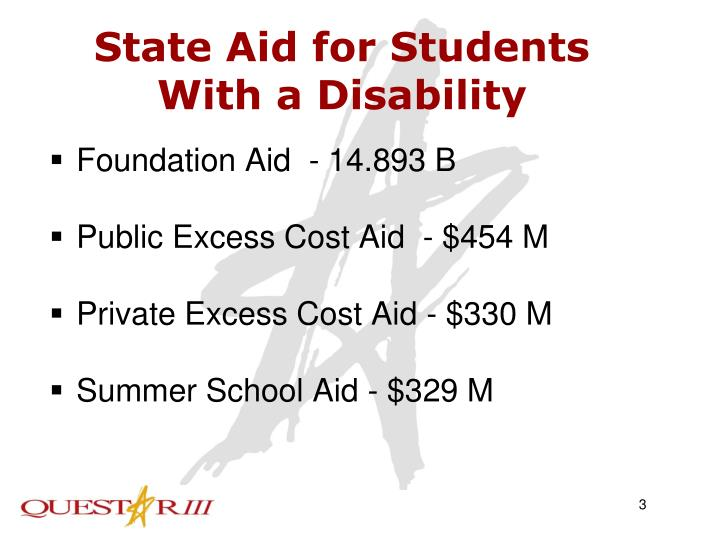State Aid for Students