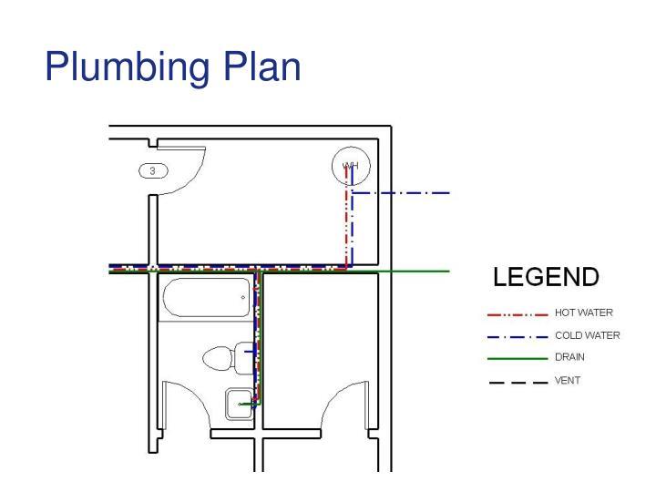 Plumbing Plan