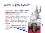 water supply system1