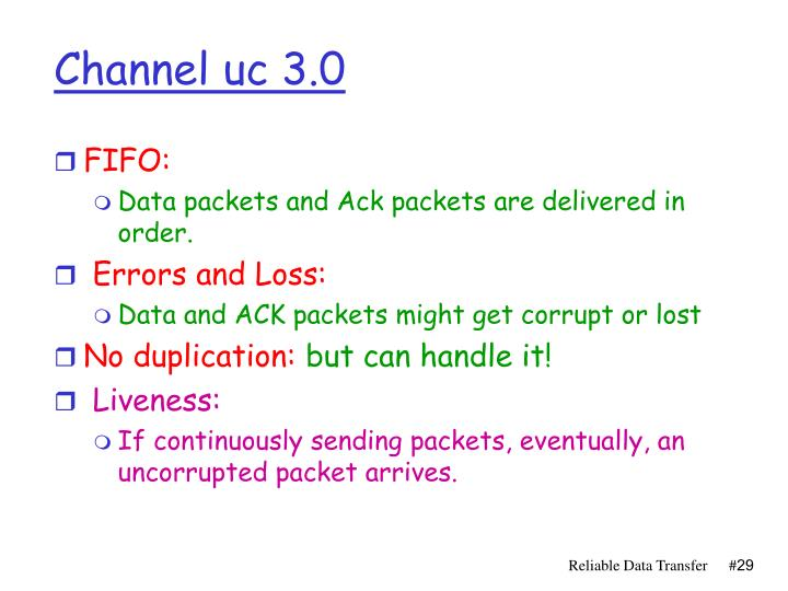 Channel uc 3.0