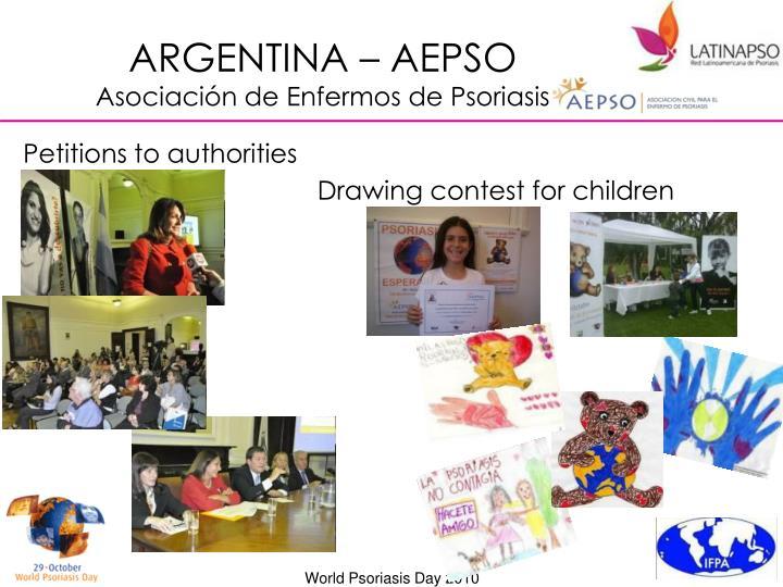 ARGENTINA – AEPSO