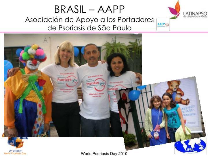 BRASIL – AAPP