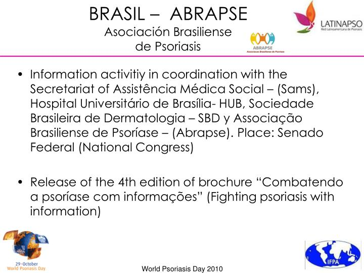 BRASIL –  ABRAPSE