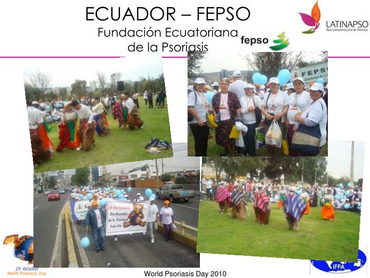 ECUADOR – FEPSO