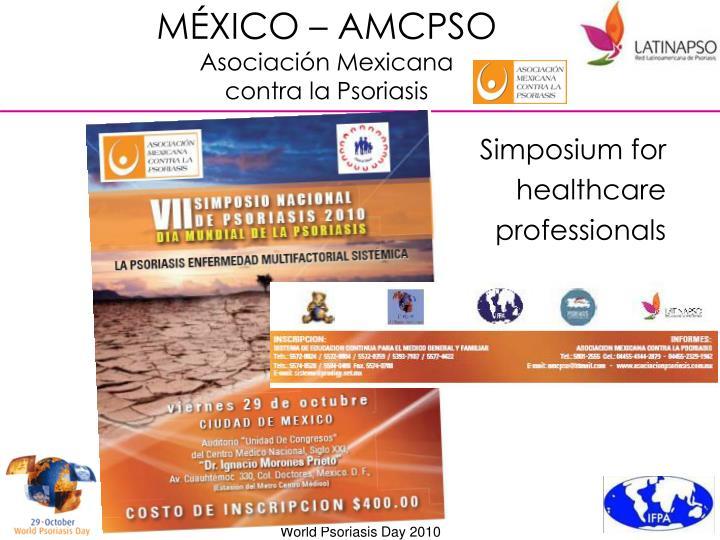 MÉXICO – AMCPSO