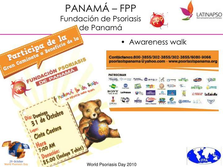 PANAMÁ – FPP