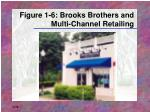 figure 1 6 brooks brothers and multi channel retailing