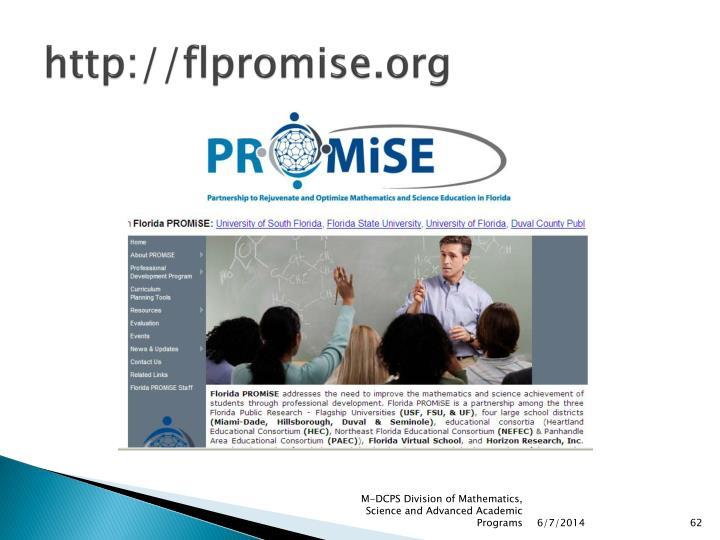 http://flpromise.org