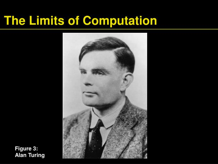 The Limits of Computation