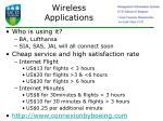 wireless applications7