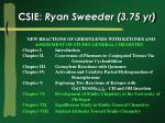 csie ryan sweeder 3 75 yr