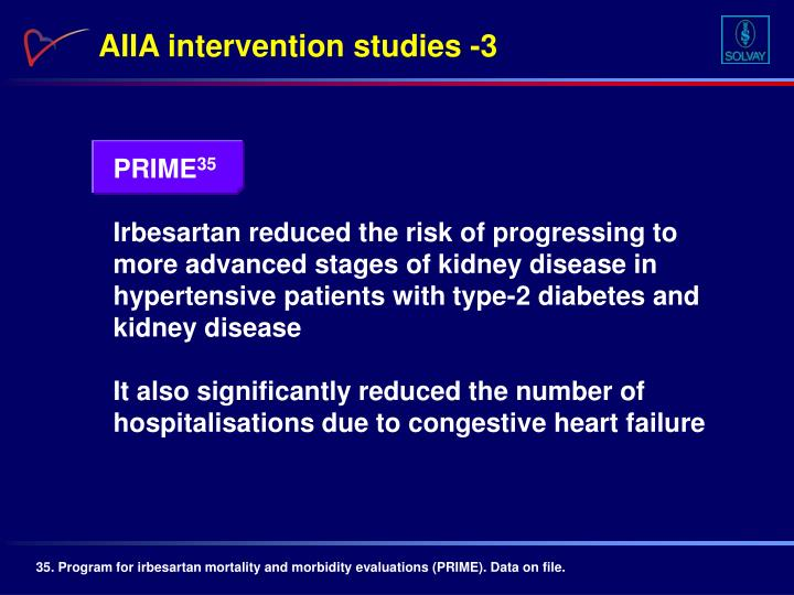 AIIA intervention studies -3