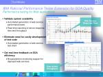 ibm rational performance tester extension for soa quality performance testing for web applications