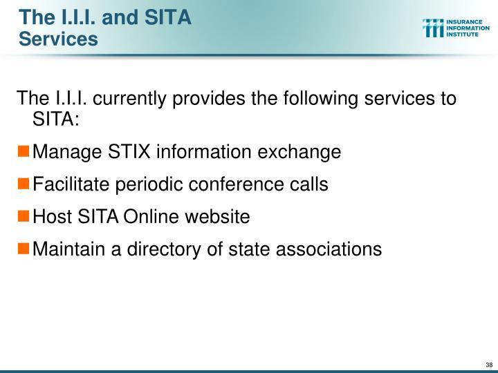 The I.I.I. and SITA
