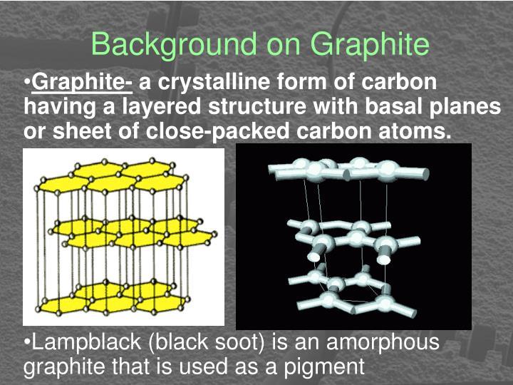 Background on Graphite