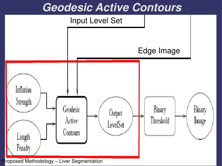 Geodesic Active Contours