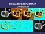 watershed segmentation conceptual