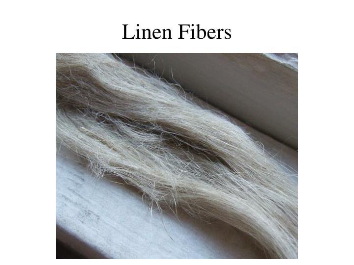 Linen Fibers