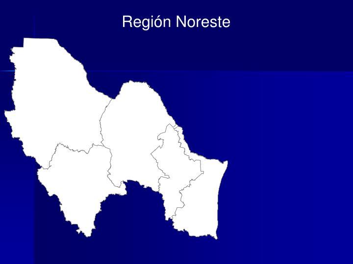 Región Noreste