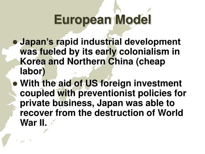 European Model