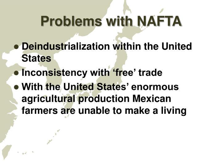 Problems with NAFTA