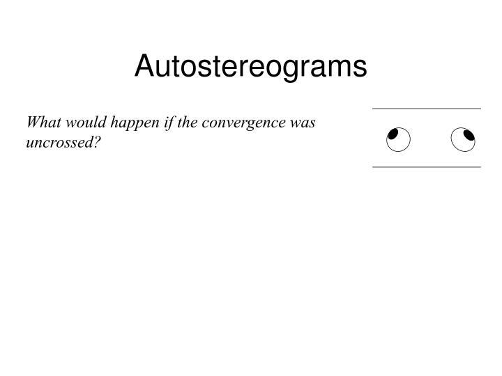 Autostereograms