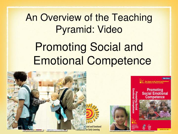 An Overview of the Teaching Pyramid: Video