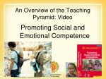 an overview of the teaching pyramid video