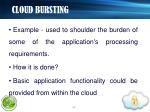 cloud bursting1