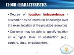cloud characteristics5