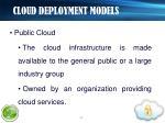cloud deployment models2