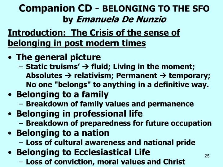 Companion CD -