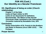 fun 8 cont our identity as a secular franciscan