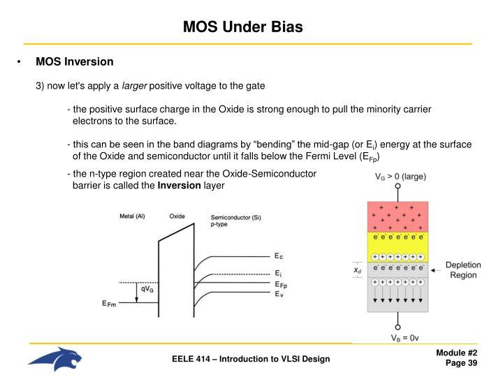 MOS Under Bias